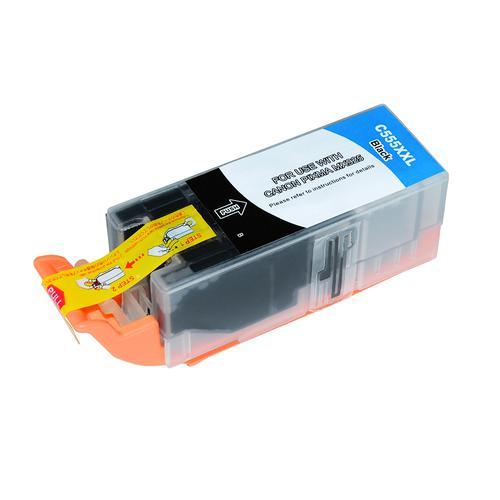 Compatible Canon Inkjet PGI-555PGBK XXL 8049B001 Black 38ml *7-10 Day Lead*