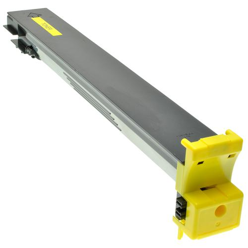 Compatible Konica Toner TN-312Y 8938-706 Yellow 12000 Page Yield *7-10 day lead*