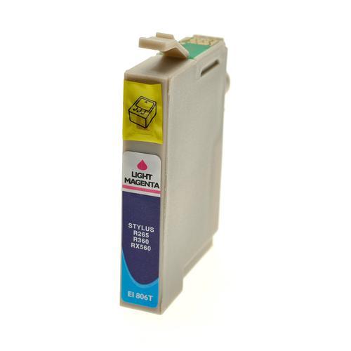 Compatible Epson Inkjet T0806 C13T08064011 Light M 14ml *7-10 Day Lead*