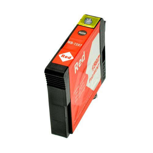 Compatible Epson Inkjet T1597 C13T15974010 Red 17ml *7-10 day lead*