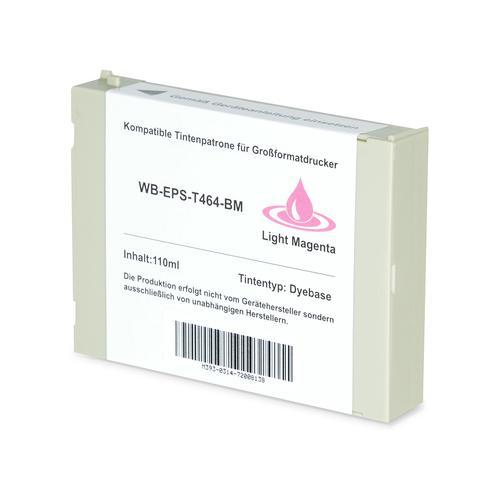 Compatible Epson Inkjet T464 C13T464011 Bright Magenta 110ml *7-10 day lead*