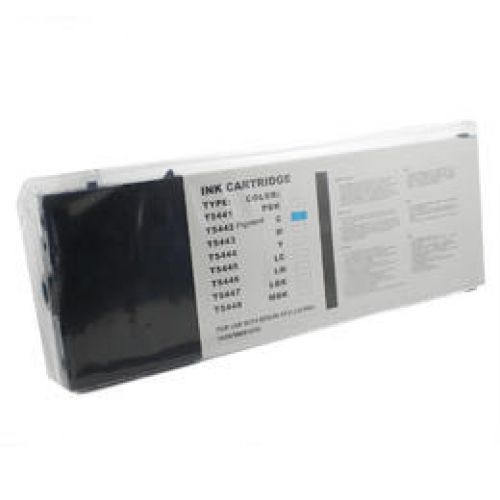 Compatible Epson C13T544200 T5442 Cyan 220ML Page Yield
