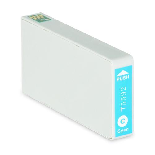 Compatible Epson Inkjet T5592 C13T55924010 Cyan 17ml *7-10 Day Lead*