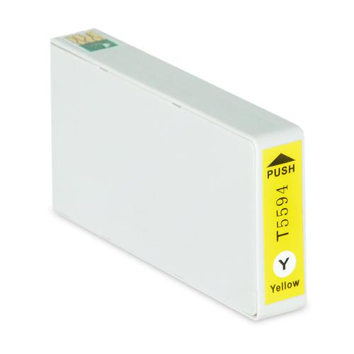 Compatible Epson Inkjet T5594 C13T55944010 Yellow 17ml *7-10 Day Lead*