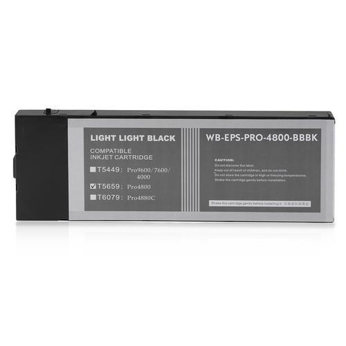 Compatible Epson Inkjet T5659 C13T565900 Bright Bright Black 220ml *7-10 Day Lead*