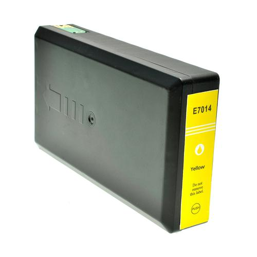 Compatible Epson Inkjet T7024 C13T70244010 Yellow 36ml *7-10 Day Lead*