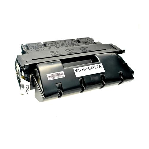 Compatible HP Toner 27A C4127A Black 6000 Page Yield *7-10 day lead*