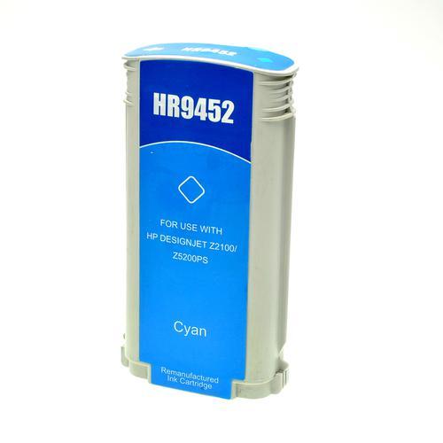 Compatible HP Inkjet 70 C9452A Cyan 130ml *7-10 day lead*