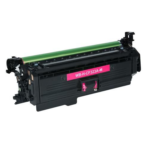 Compatible HP Toner 653A CF323A Magenta 16500 Page Yield *7-10 day lead*
