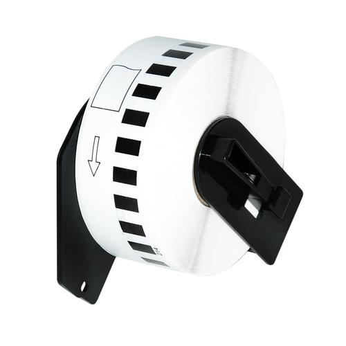 Compatible Brother DK-22214 White Labels 12mmx30/48m *7-10 Day Lead*