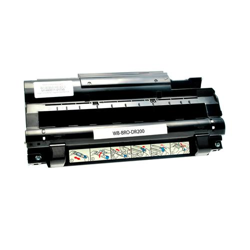 Compatible Brother Drum DR-200 Black 20000 Page Yield *7-10 Day Lead*