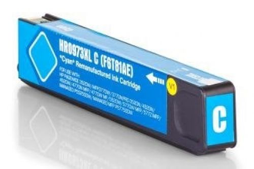 Compatible HP 973X F6T81AE Cyan HY 7000 Page Yield