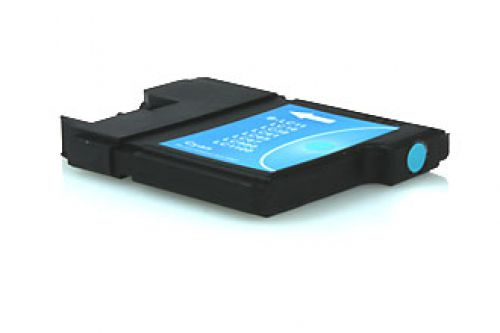 Compatible Brother LC1100 / LC980 Cyan 10.6ml 300 Pages