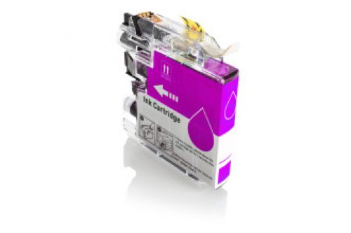 Compatible Brother LC223M Magenta 550 Page Yield