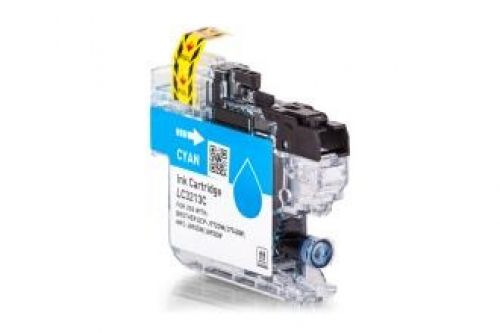 Compatible Brother LC3213C HC Cyan 7ml