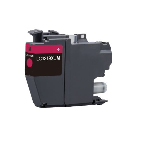 Compatible Brother LC3219XLM Magenta 1500 Page Yield