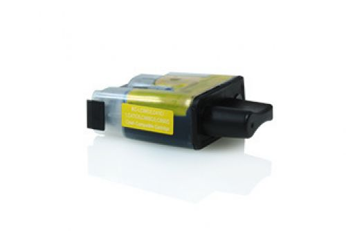 Compatible Brother LC900 Yellow 14ml 400 Pages