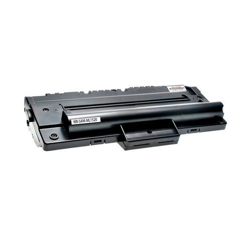 Compatible Samsung Toner ML-1520D3/ELS Black 3000 Page Yield
