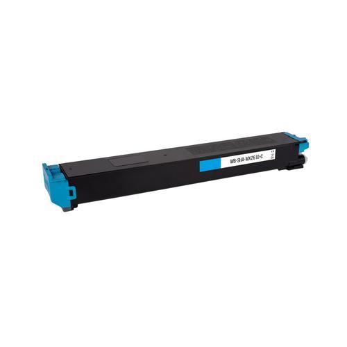 Compatible Sharp Toner MX-36GTCA Cyan 15000 Page Yield *7-10 Day Lead*