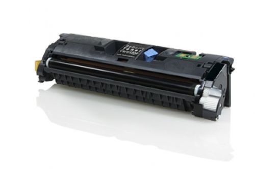Compatible HP Q3960A / C9700A  / Canon 701 Black 5000 Page Yield