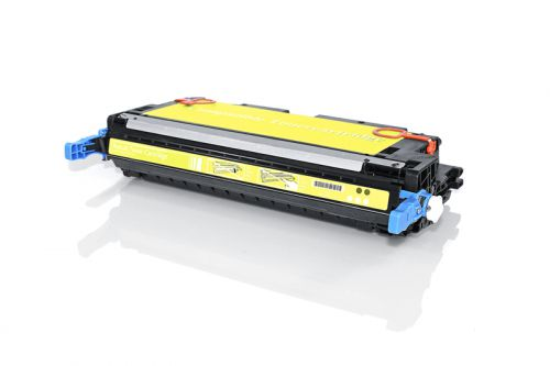 Compatible HP Q6472A 502A / Canon 717 Yellow 4000 Page Yield
