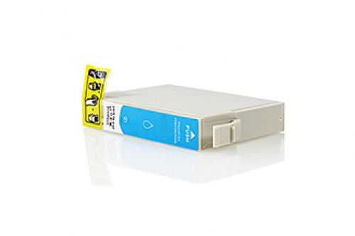 Compatible Epson C13T13024010 T1302 Cyan 765 Page Yield