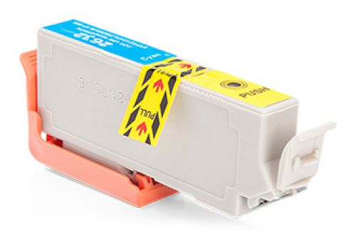 Compatible Epson C13T26324010 26XL 25 Cyan 700 Page Yield