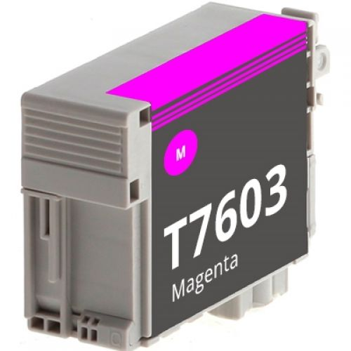 Compatible Epson T7603 Magenta 29.5ml