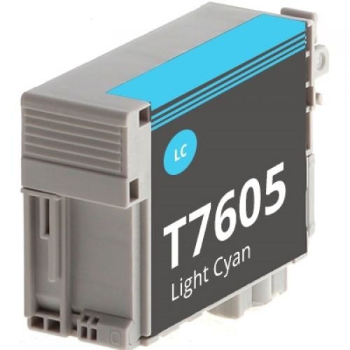 Compatible Epson T7605 Light Cyan 29.5ml