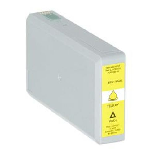 Compatible Epson C13T79044010 79XL Yellow 2000 H Page Yield