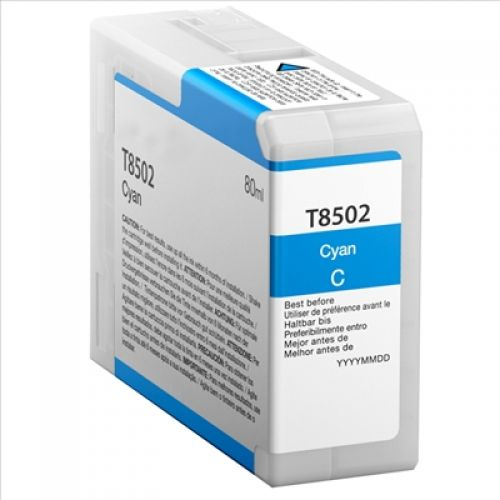 Compatible Epson T8502 Cyan 87ml