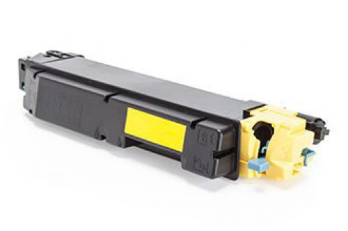 Compatible Kyocera TK5150Y Yellow Toner 10000 Page Yield