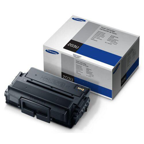 Compatible Samsung MLT-D203U Black Laser Toner 15000 page yield