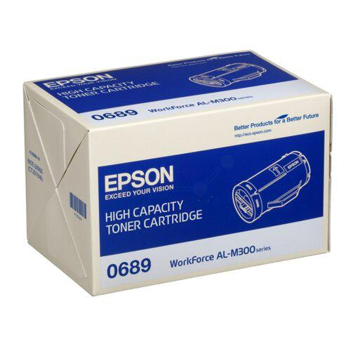 Compatible Epson S050689 Black Laser Toner 10000 page yield