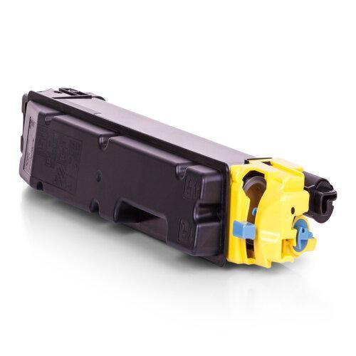 Compatible Kyocera Mita TK5270Y Yellow Laser Toner 6000 page yield