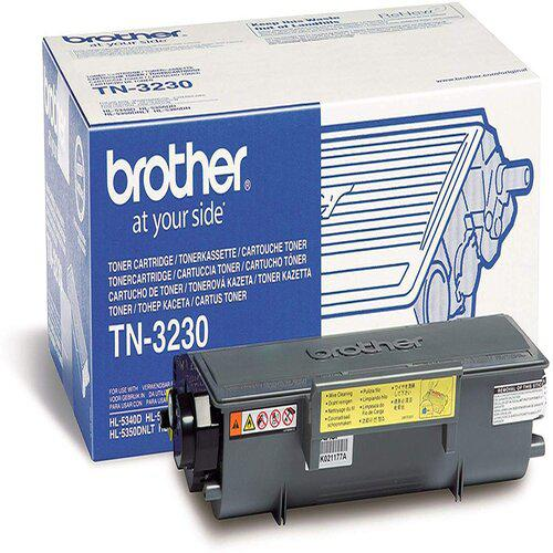 Compatible Brother TN3230 Black Laser Toner 3000 Page Yield