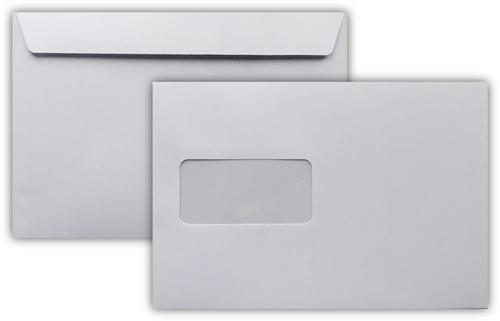 162 x 229mm 120gsm Fine Win LG Wallet Peel & Seal 500 Pack
