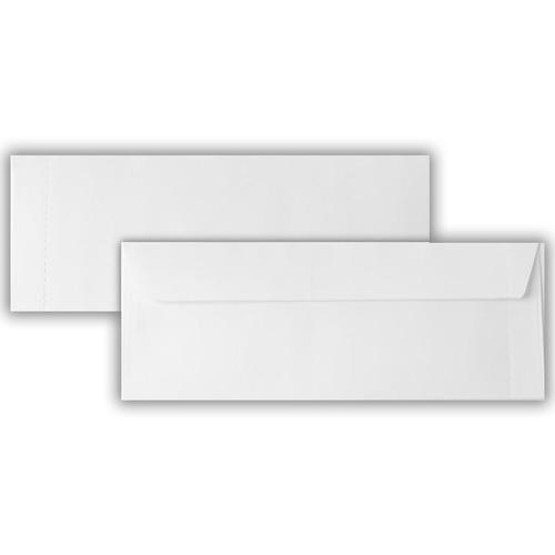90 x 240mm 120gsm Unsanitized Cutlery Envelope (Unprinted) Peel & Seal 500 Pack