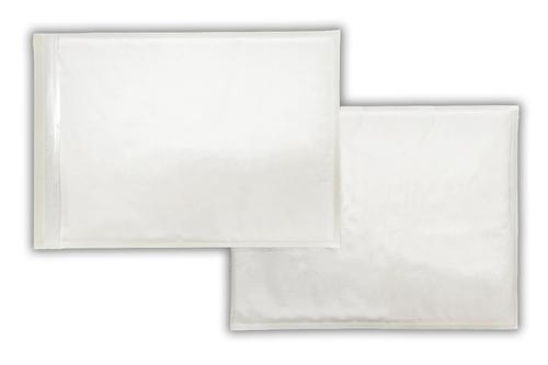 120x215mm White Bubble Lined Bag  Peel & Seal  200 Pack
