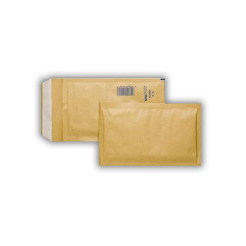 265x360/290x370mm Manilla Padded Bags Peel & Seal 100 Pack