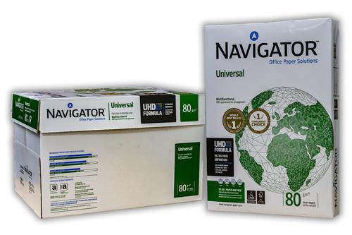 Navigator A3 80gsm Universal Paper 500 Sheets/Ream