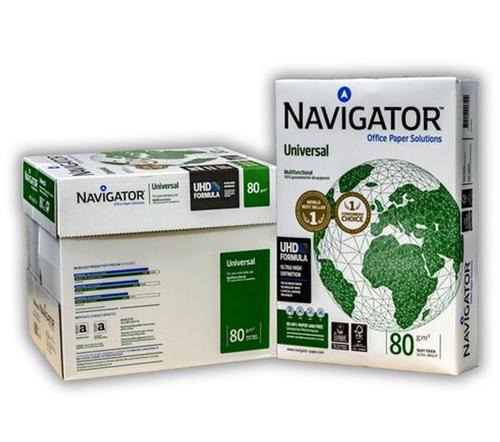 Navigator A4 80gsm Universal Paper 500 Sheets/Ream/ 240 Reams per Pallet