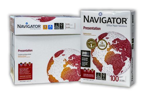 Navigator A4 100gsm Presentation Paper 500 Sheets/Ream