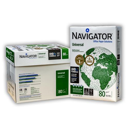 Navigator A4 80gsm Universal Paper 500 Sheets/Ream
