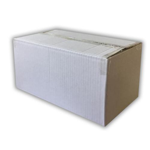 L145 x W250 x H119mm White Recyclable Board Box 25 Pack