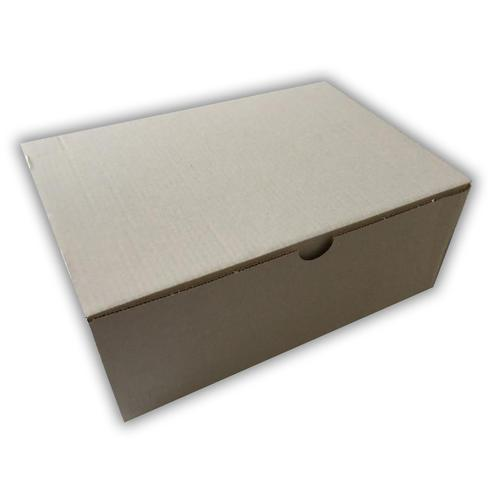 L315 x W230 x H115mm White Recyclable Board Box 20 Pack