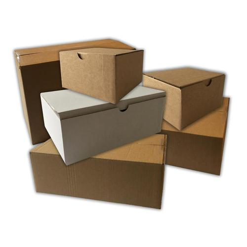 L448 x W315 x H116mm Brown Recyclable Board Box 25 Pack