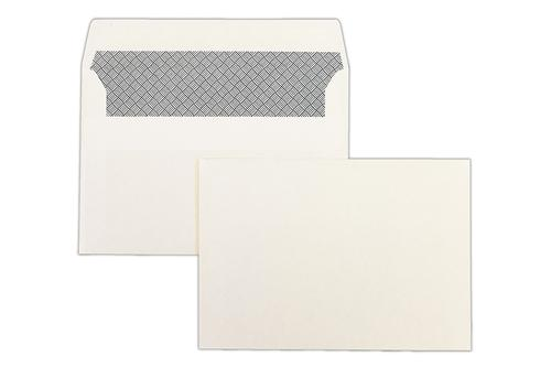 C6 114x162mm Merlin White 80gsm Opaqued Self Seal Wallet 1000 Pack