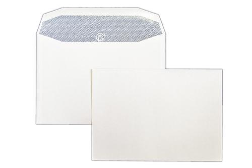 C5 162x229mm Autofast White 90gsm Opaqued Gummed Wallet 500 Pack