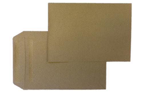C5 229x162mm Treesaver Manilla 80gsm Gummed Pocket 500 Pack